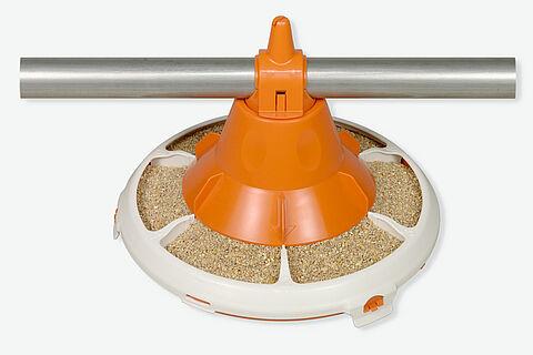 Vista 360 feed pan